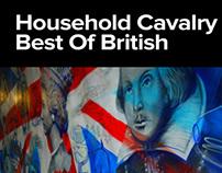 Household Cavalry Best of British