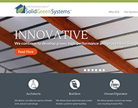 Solid Green Systems website