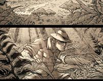 Prigioniero 8 - Color page