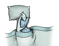 Y si al despertar... / If when I woke up...