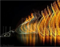 Painting MUSIC with Light