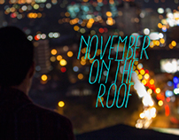 November on the roof