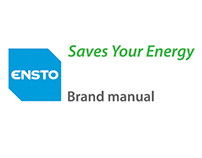 Rebranding for Ensto