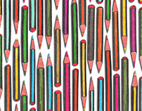 Have you seen my colouring pencils?