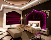 One Thousand and One Nights Bedroom Style