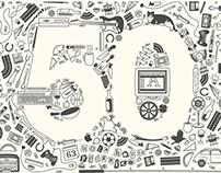 50 AÑOS / PAPÁ
