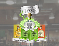 Patron Holiday POS
