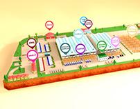 KBB  3D Harita