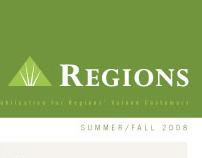 """Region's Bank """"Region's Line"""""""