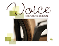 Voice Brochure Design