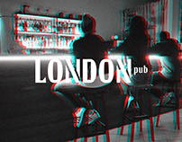 Rebranding / LONDON PUB