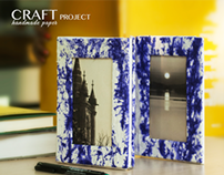 Craft Project-Handmade Paper