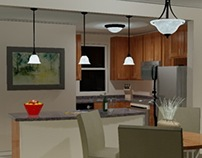 Kitchen Renovation - Alexandria VA Area