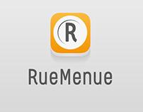 RueMenue-App