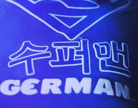 Superman German