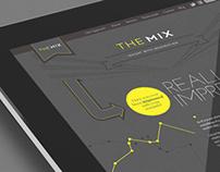 Mix Research Branding