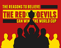 The reasons to believe Belgium can win the World Cup
