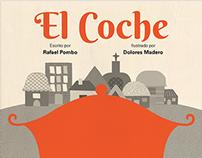 """""""El Coche"""" - Libro álbum"""