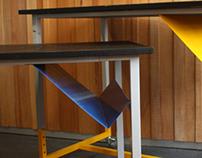 Mobile learning desks - AUT Product Design