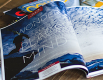 Whistler Blackcomb Wonder print campaign