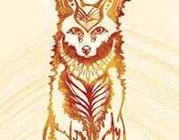 Ethereal Fox