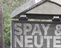 Spay & Neuter Poster