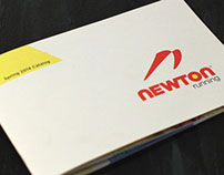 2014 Newton Running Spring Catalog