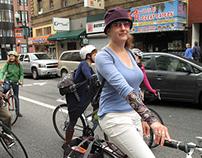 Bike the Book - A Literary Tour