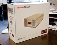 ATTO ThunderLink & ThunderStream Packaging