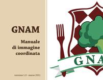 Manuale di immagine coordinata - GNAM