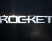 Rocket Logo Animation