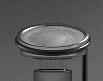 CASCADE: Automatic Pour-over Coffee Maker