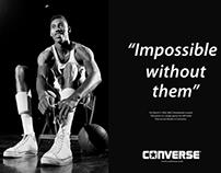 Converse Advertisement Campaign
