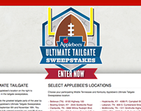 Applebee's Ultimate Tailgate Sweepstakes