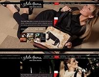Aila Gama Web Site 2008