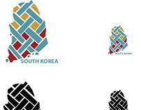 South Korea Logos