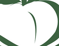 / peach public library : branding /