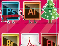 Adobe Mx Christmas