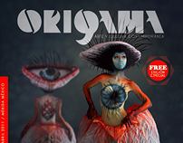 ORIGAMA® - my first publication in Mexico!