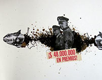 "de la serie ""QUE HEMOS HECHO (WAR IS OVER)"" 2013"