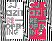 CJ azit Space and Brand Identity