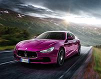 Maserati - I Drive My life