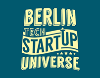 Berlin Tech Startups Infographic