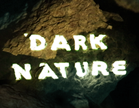 Dark Nature - Interactive Exhibition