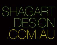 Shagart Design Logos
