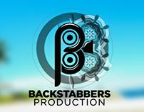 Backstabbers Production Logo Animation