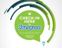 Foursquare Poster