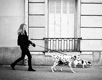 Paris - Street Photography