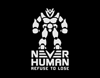 Never Human Identity