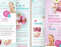 Beauty Care Roll-up Banners